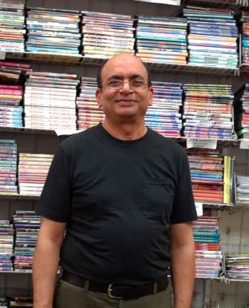 Zubair, Owner of Bollywood Rush